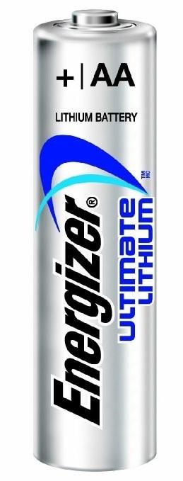 Energizer Ultimate Lithium Batterie Mignon 1,5V
