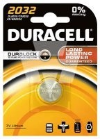 Duracell Lithium Knopfzelle CR2032