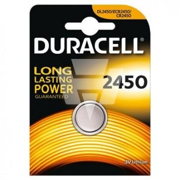 Duracell Lithium Knopfzelle CR2450