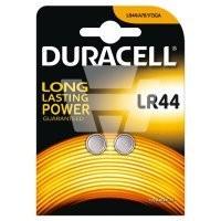 Duracell Alkaline Knopfzelle LR44 2er Blister