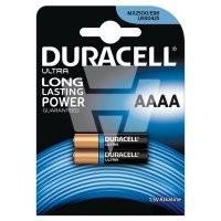Duracell MX2500 AAAA Batterie 2Stk. Pkg.