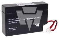 Multipower Blei-Akku MP0,8-12JST