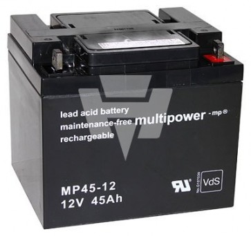 Multipower Blei-Akku MP 45-12 Pb12V / 45Ah