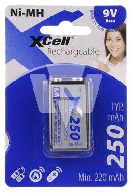 XCell Akku 9V-Block