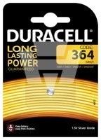 Duracell Uhrenbatterie D364