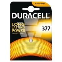 Duracell Uhrenbatterie D377 (SR66)