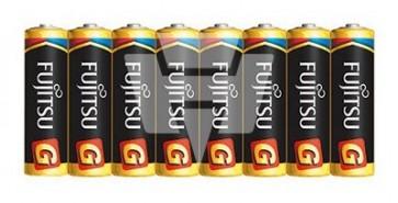 Fujitsu LR6 Alkaline Universal Power Mignon Batterie 8er Pkg