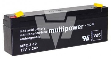 Multipower Blei-Akku MP2,2-12