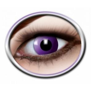 3-Monatslinse Purple Gothic