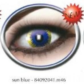 3-Monatslinse Sun Blue