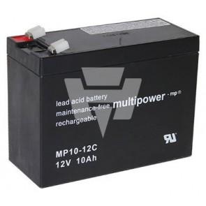 Multipower Blei-Akku MP 10-12C