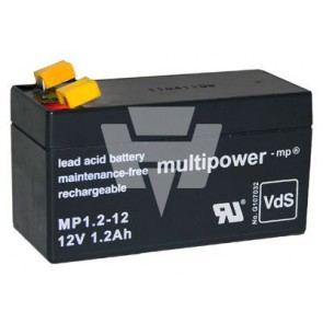 Multipower Blei-Akku MP1,2-12