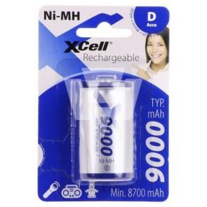 XCell Akku Mono, Ni-MH, 1,2V, 9000mAh