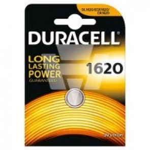Duracell Lithium Knopfzelle CR1620