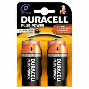 Duracell MN1300 Plus Power Mono Batterie D 2Stk. Pkg.