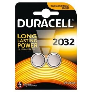 Duracell Lithium Knopfzelle CR2032 2Stk. Pkg
