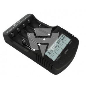 XCell Schnellladegerät BC-X4000 mit LCD Display