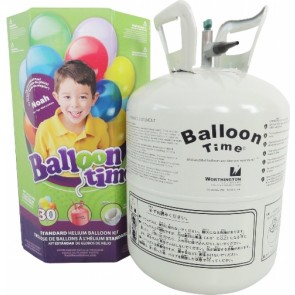 Balloon Time Kit 30