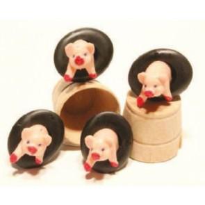 Weichschwein im Zylinder