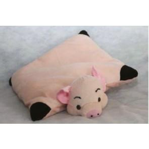 Schweinepolster Plüsch